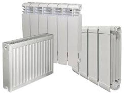 Радиаторы алюминиевые, биметаллические, чугунные